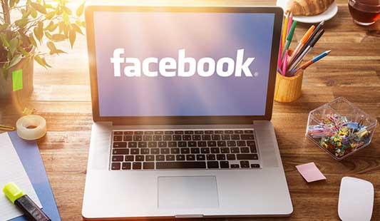 Facebook fanoušci a sdílení