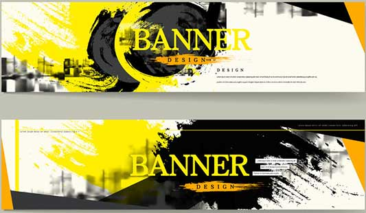 Tvorba reklamních bannerů
