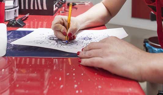Kresba a karikatury