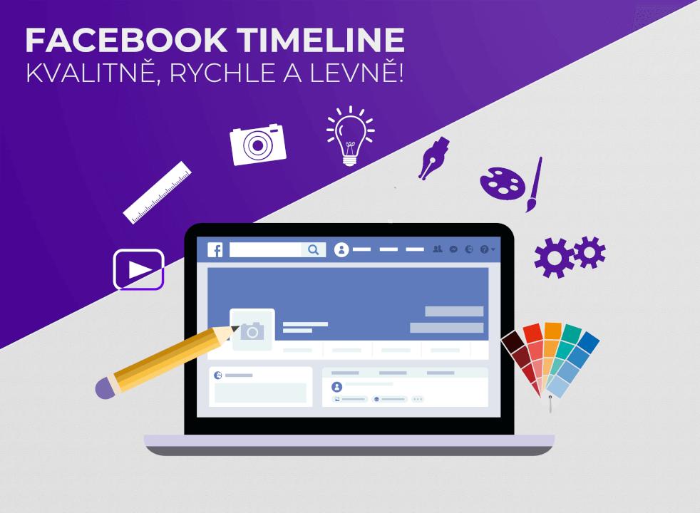 Profesionální grafika timeline (facebook)!