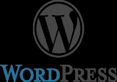 Překlad šablony pro Wordpress