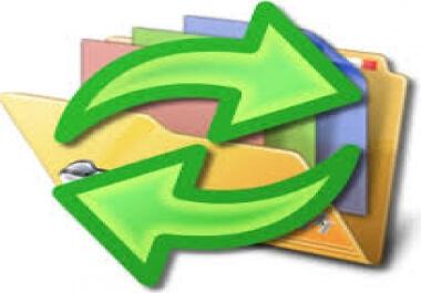 Konverze souborů, obrázků/dokumentů