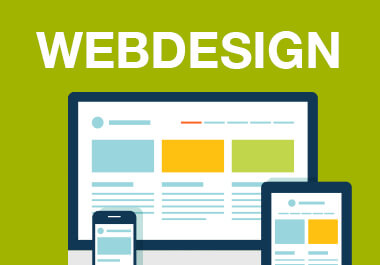Profesionální design firemního či osobního webu