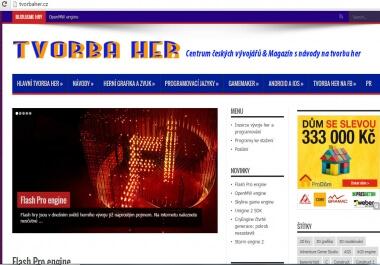 Publikace na tvorbaher.cz