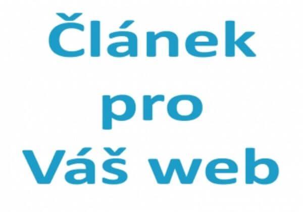 Napíšeme 3 články a publikujeme na superlativ.cz, zmineno.cz a nejlepsirecenze.cz