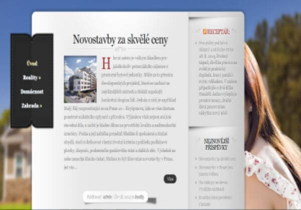 PR článek na webu bazar-nabytek.cz