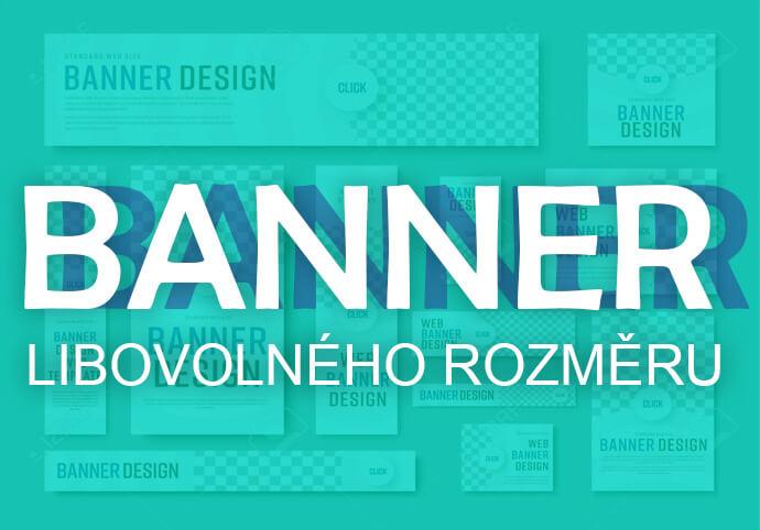 Statický banner