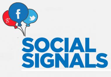 600+ PR9-10 Sociálních signálů pro Váš web
