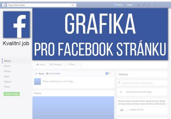 Grafika na facebook (profilové foto + úvodní foto)