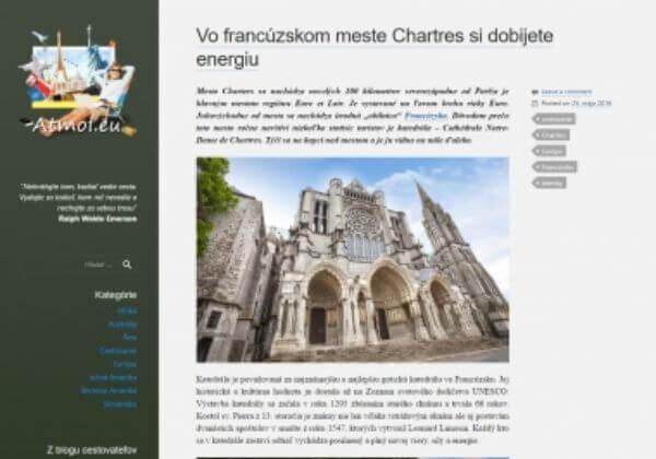 Slovenský Blog! Váš článok. Cestovanie, zábava, turistika, vzdelávanie.