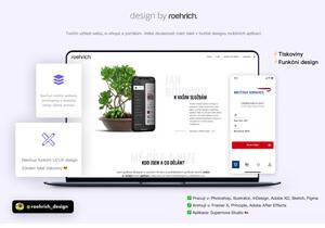 Profesionální webdesign UI/UX