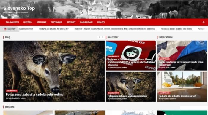 Publikujem váš PR článok na webe slovensko.top