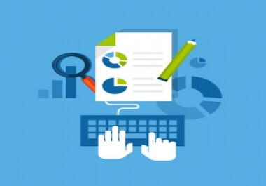 Kompletná analýza webstránky / eshopu