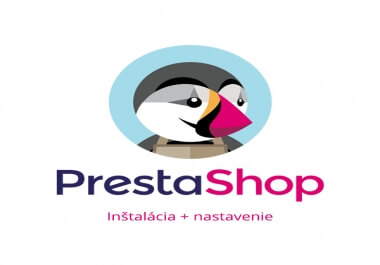 Já udělám inštaláciu systému Prestashop na server