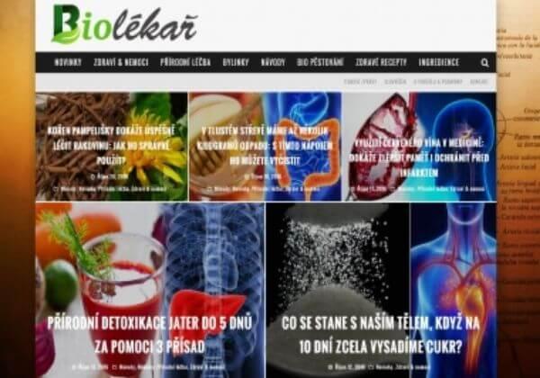 Publikace na BioLekar.cz