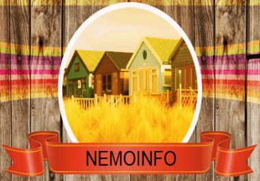 Publikace článku na webu o bydlení