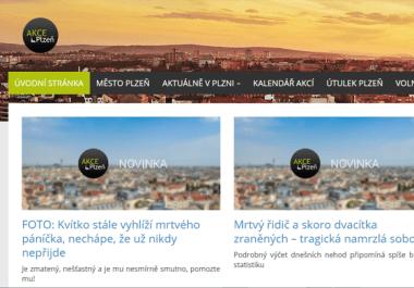 Publikujeme Váš PR článek na webu AKCEPLZEN.cz