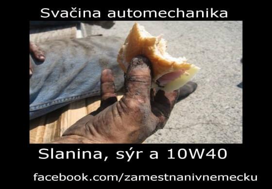 Obrázkový vtip na míru pro váš Facebook - Meme