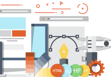 Výuka - Tvorba webu, Webdesign (HTML, CSS, PHP, JS)