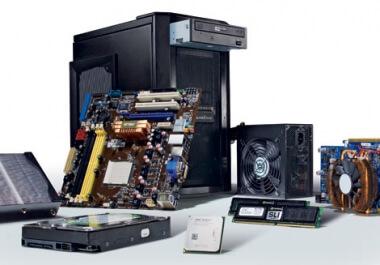 Sestavím seznam PC komponentů podle vašeho rozpočtu