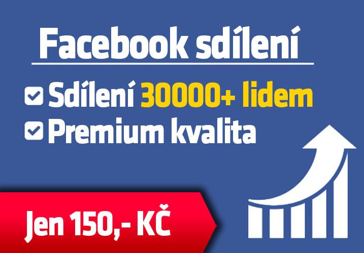 REKLAMA na aktivních FB stránkách + Extra bonus