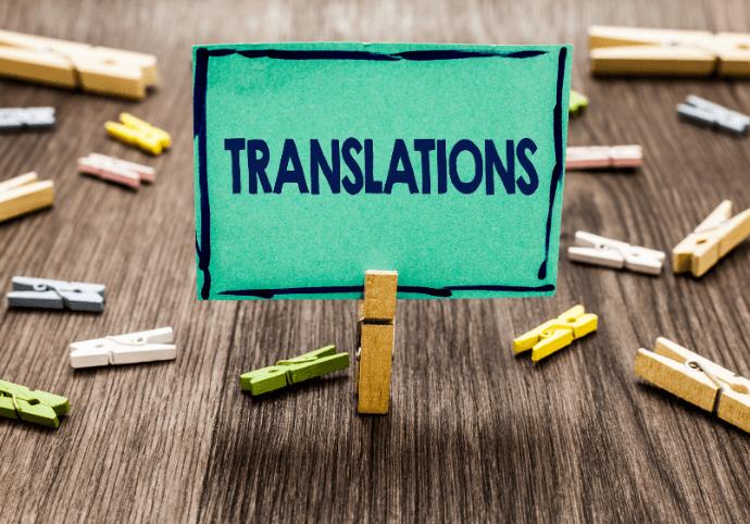 Profesionální překlad textu z AJ do ČJ