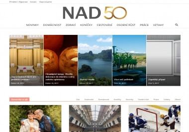Publikace na Nad50.cz