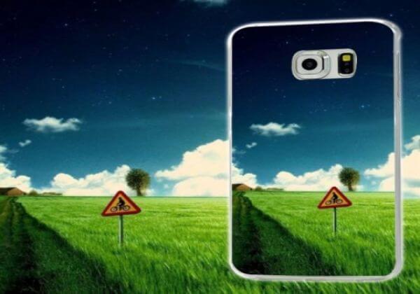 Kryt na mobil s vlastní fotkou