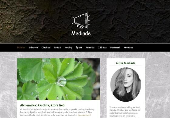 Článek na slovenském blogu