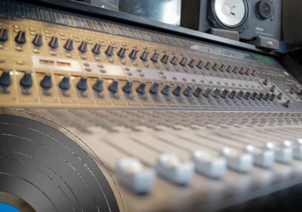 Digitalizace gramofonové desky