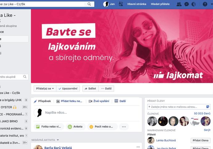 Změníme úvodní foto na Facebook stránce s 30.000 CZ/SK fans