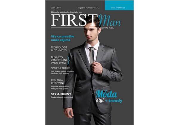 2in1 Publikace na magazínu FirstMan.cz a PressWeb.cz
