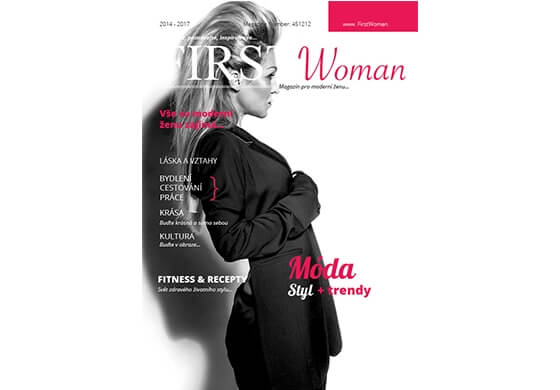 2in1 Publikace na magazínu FirstWoman.cz a PressWeb