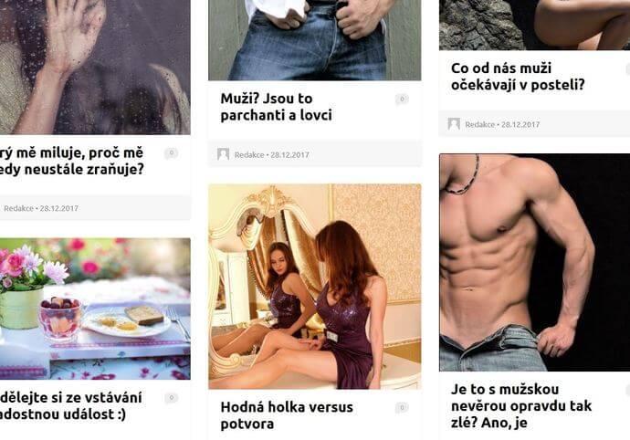 Vaše reklama v článcích na webu pro ženy. Imunní na AdBlock