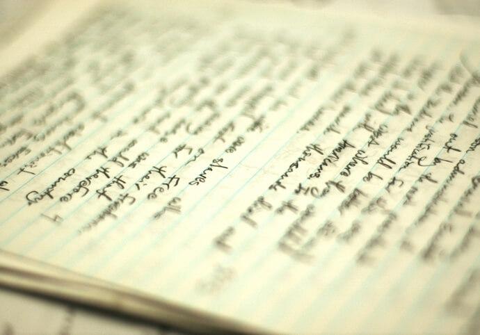 Přepis textu do elektronické podoby