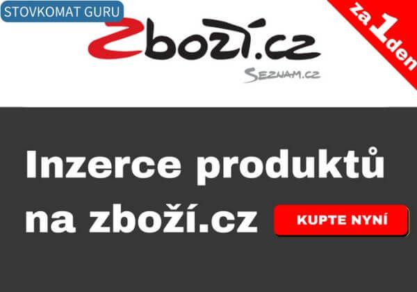 Spárování Zboží.cz + Váš eshop + nastavím XML feed + inzerci