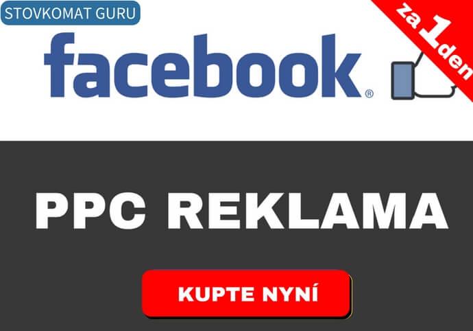 Reklama na Facebooku - FB reklama - PPC reklama - inzeráty
