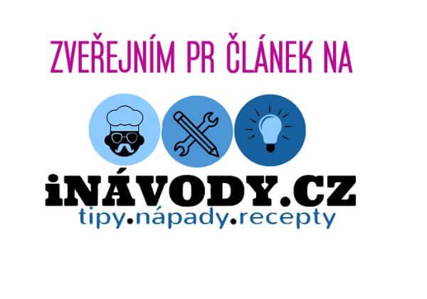 PR článek trvale na iNávody.cz