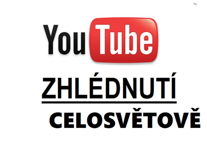 2000 YouTube zhlednutí