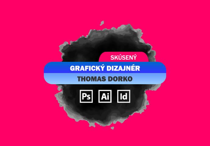 VIZITKA Skúsený grafický dizajnér