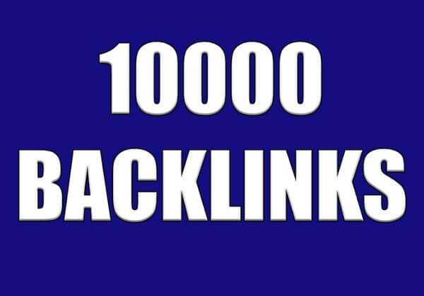 10000 SEO kvalitních GSA zpětných odkazů