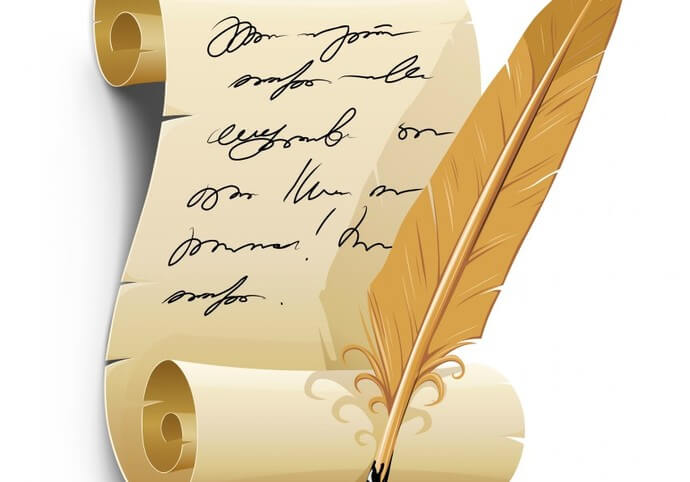 Psaní jakýchkoliv článků/textů na míru a s láskou