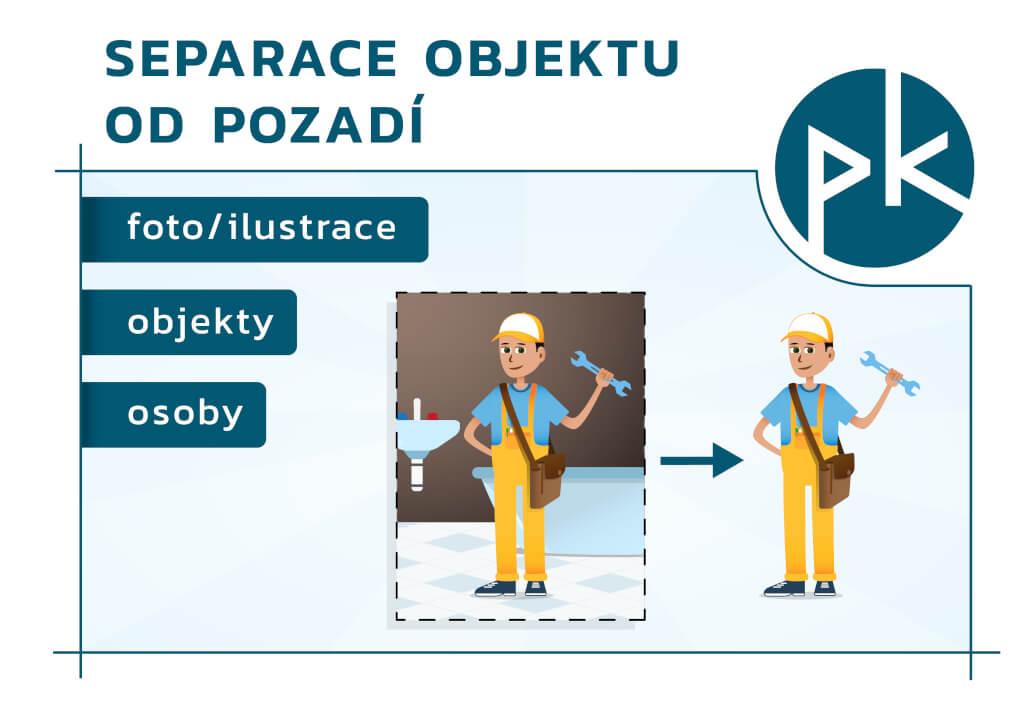 Odstranění pozadí z fotky či ilustrace