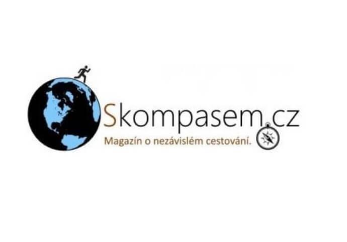 Zpětný odkaz na cestovatelském webu skompasem.cz