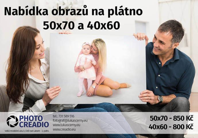 Fotografie na plátno 50x70