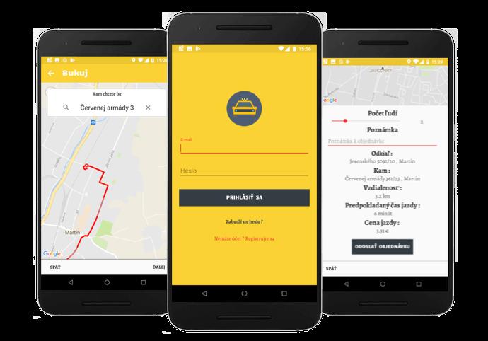 Profesionálna Android aplikácia na mieru