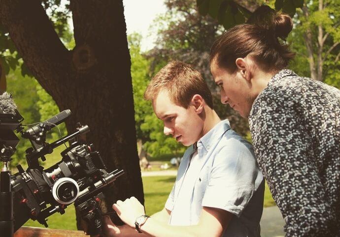 Natáčení a postprodukce