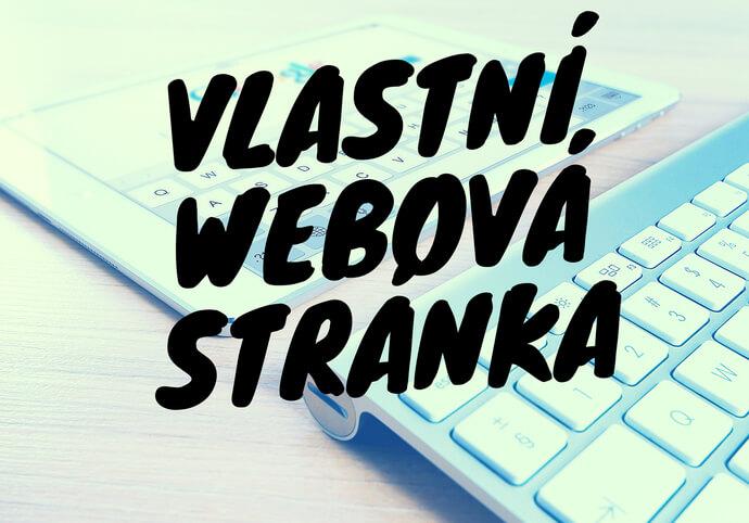 WordPress + doména + hosting + email na 1 rok