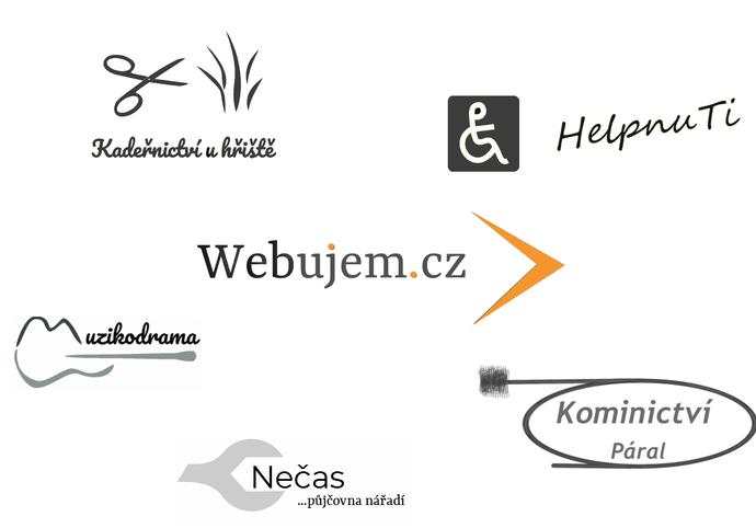 Návrh webových stránek