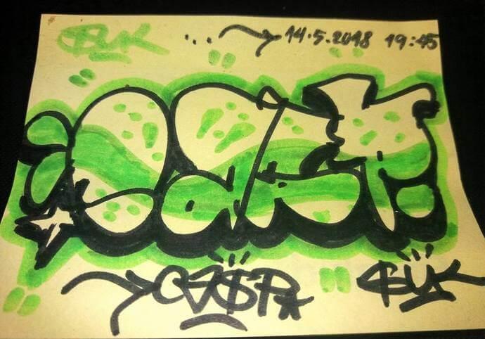 GRAFFITY - cokoliv / jakkoliv